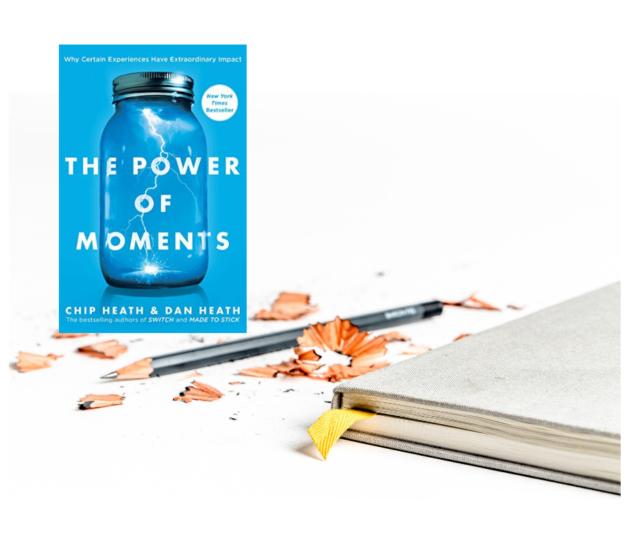 de kracht van momenten zilvold blog boek recensie